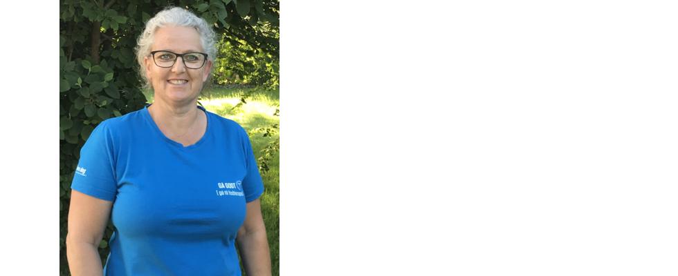 Inger Heinrichson - Fodterapeut